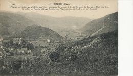 Oderen Odern 15 Eglise Et Krut, Wildenstein Et Col De Bramont Edit Le Deley - Sonstige Gemeinden