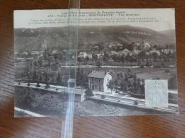 Montgesoye Vue Generale La Gare Vallee De La Loue N°673 - Non Classés
