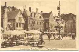EXPOSICITIOIN DE BRUXELLES 1935  OHL - Exposiciones Universales
