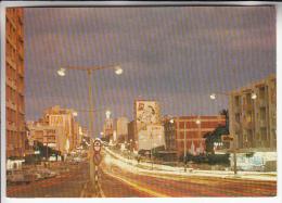 AFRIQUE NOIRE - MOZAMBIQUE Moçambique : Avenida Pinhero Chagas La Nuit - CPSM CPM - Black Africa - Mozambique