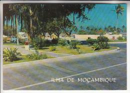 AFRIQUE NOIRE - MOZAMBIQUE Moçambique : Une Vue ( ILHA DE MOCAMBIQUE ) Jolie CPSM CPM N° 251 - Black Africa - Mozambique