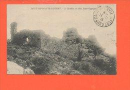 30 Saint Hippolyte Du Fort - Le Castellas Ou Vieux Saint Hippolyte (état : Coupre à Droite) - Francia