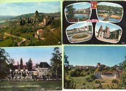 LOT-ET-GARONNE .... Lot De 13 Cartes - France