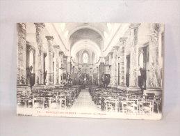 Monceau-sur-Sambre. Intérieur De L'Eglise. - Charleroi