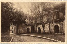 BELGIQUE - HAINAUT - ANTOING - Cour D'entrée - Les Crénaux. - Antoing