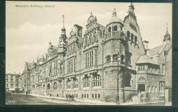 Municipal Buildings, Oxford    - Dac72 - Oxford