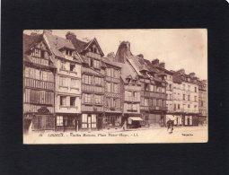 44347   Francia,   Lisieux  -  Vieilles  Maisons -  Place  Victor-Hugo,  VGSB  1925 - Lisieux