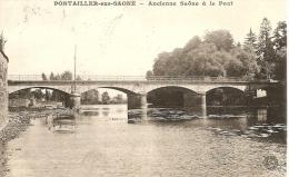 Pontailler-sur-Saône - Ancienne Saône Et Le Pont - France