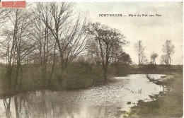 Pontailler - Mare Du Nid Aux Pies - France