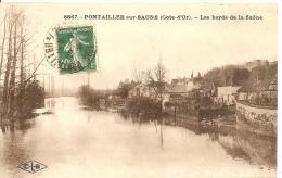 Pontailler-sur-Saône - Les Bords De La Saône - France