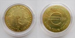 1 Euro Temporaire Precurseur MONTELIMAR  1998, RRRR, BR, Nr. 443, 900 Ex. Only - Euro Der Städte