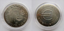 1 Euro Temporaire Precurseur MONTELIMAR  1998, RRRR, Nickel, Nr. 445, Only 600 Ex. - Euro Der Städte