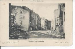 NOMENY - Rue Porte-Basse - Nomeny