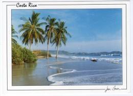 COSTA RICA - GUANACASTE NOSARA BEACH / THEMATIC STAMPS-AIRPLANE - Costa Rica