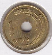 @Y@   Turkije   1 Kurus  1951   Pr   (2524) - Turkije