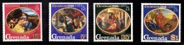 Grenada, 1969, SG 363 - 366, Complete Set, MNH - Grenada (...-1974)