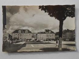 CP 56  LORIENT -  Place  Alsace Lorraine -  Solex, Vélos  Vers 1960 - Lorient