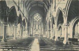 RC Church, Warrington, Lancashire Postcard Posted 1904 No Stamp Valentine's - Autres