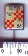 Schaken Schach Chess Ajedrez échecs - Pula 1985 - Jeux