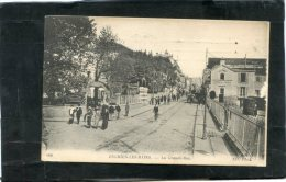Enghien-les-bains  - La Grande-rue  ( Photo Neurdein Et Cie , Paris ) - Enghien Les Bains