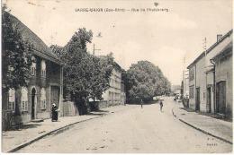 Z 929   CP   SARRE UNION RUE DE PHALSBOURG - Autres Communes