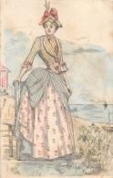 ILLUSTRATEUR  FEMME  MODE - 1900-1949