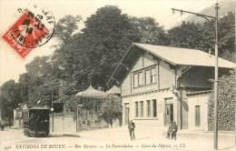 : BERO-13-551 :  Bonsecours Tramway - Bonsecours