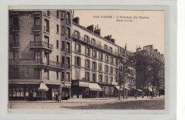 PARIS  (75014) / L´Avenue Du Maine / Maine Avenue / Petite Animation - Arrondissement: 14