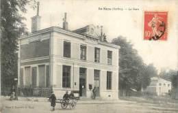 : BERO-13-583 :  La Suze La Gare - La Suze Sur Sarthe