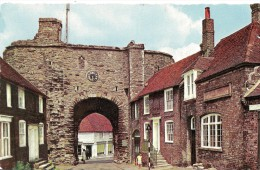 Rye.The Land Gate. - Rye
