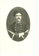 A Identifier. Cpa Photo D'un Soldat Chasseur Alpin Du 93 ème Bataillon De Chasseurs Alpins. - Ansichtskarten