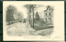 Dpt 91 DOURDAN - Avenue Carnot  ( Parfait Etat ) - Dac 125 - Dourdan