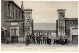 Hesdin - Caserne De La Frizelière (erreur De Frappe Sur La Cp : Frézelière) - Hesdin