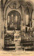 08      St  WALFROY    Intérieur De L' église - Francia
