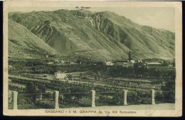 B2154 - Vicenza - Monte Grappa Da Via XX Settembre - Vicenza