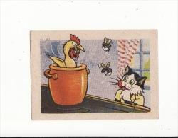 Chromos Collection Des Vignettes : Fables De La Fontaine : Chocolat Menier Paris 9 Ième - Menier