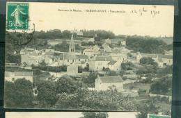 Environs De Meulan -  HARDRICOURT - VUE GENERALE    - Dac158 - Hardricourt
