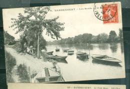 Dpt 78 HARDRICOURT / Les Bords De La Seine  - Dac161 - Hardricourt