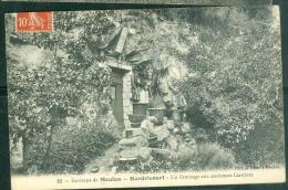 Dpt 78    - Environs De Meulan - HARDRICOURT UN HERMITAGE AUX ANCIENNES CARRIERES ( Inédite Ainsi Sur Del ) - Dac163 - Hardricourt