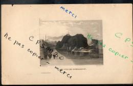 Eaux Fortes - N° 057 - 2eme Vue De DUMBARTON. Comté De Dumbarton - F. A. Pernot Del. / Schroeder Sc. - Prints & Engravings