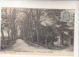 Castera  Verduzan  La Promenade Des Thermes - Castera