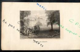 Eaux Fortes - N° 061 - CHATEAU De GORDON. - F. A. Pernot Del. / Alex Le Petit Sc. - Prints & Engravings
