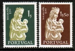 PORTUGAL     Scott # 822-3*  VF MINT LH - 1910 - ... Repubblica