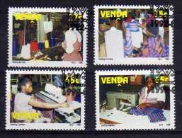 Venda - 1992 - Clothing Factory - Used/CTO - Venda