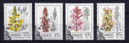 Transkei - 1992 - Orchids - Used/CTO - Transkei