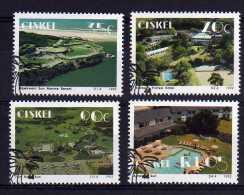 Ciskei - 1992 - Hotels - Used/CTO - Ciskei