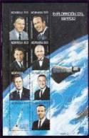 MINT NEVER HINGED MINI SHEET OF SPACE  # M - 586-1  ( NICARAGUA   2353 - Espace
