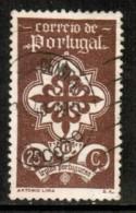PORTUGAL     Scott # 582  VF USED - 1910-... Republic
