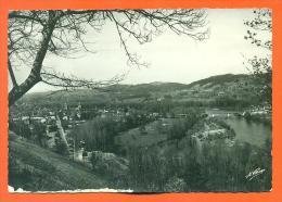 """Dpt  19  Beaulieu Sur Dordogne  """"  Vue Generale Du Site  """"  Cpsm Gf - Other Municipalities"""