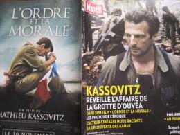 Plaquette 8 Pages : L'ordre Et La Morale Film De Mathieu Kassovitz. 2011 - Non Classés